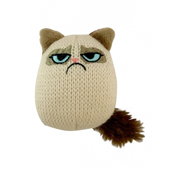 Grumpy Cat – the miserable moggy